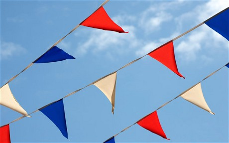 red white and blue bunting buy bunting online piggotts