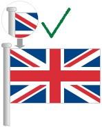 Union Jack, Correct