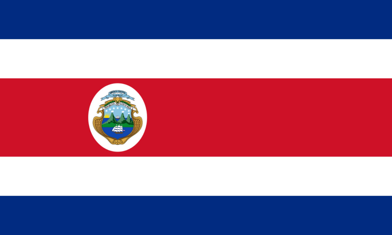 costa rica national, flag, sewn, national, flag, cheap, online