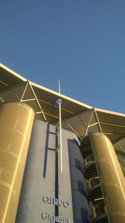 Royal Ascot, flag, flagpole,repair, service, maintenance,