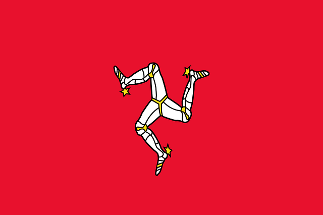 Isle of Man national, flag, sewn, national, flag, cheap, online