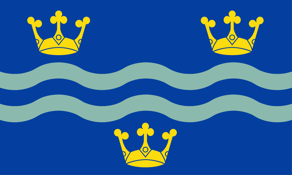 Cambridgeshire County flag, printed, flag, county, event, cheap, online