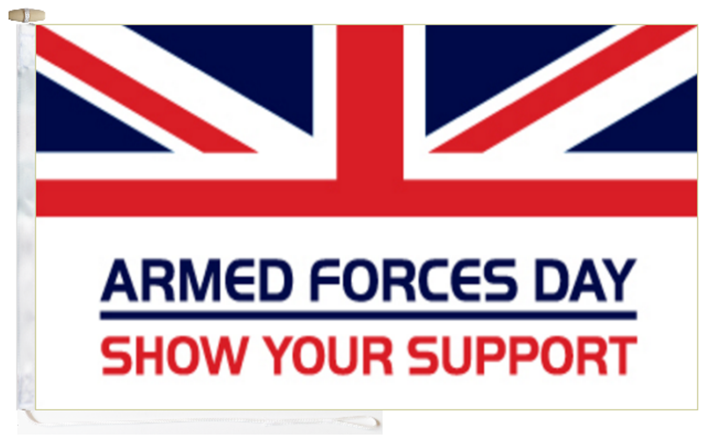 Armed Forces Day, Flags, History, Bradning, Support,
